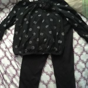 24month top and leggings